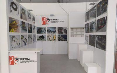La Phoenix Rieti alla Fiera di Parma, dedicata ai produttori di componenti elettrici