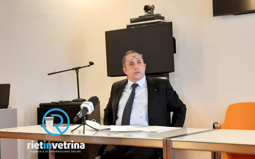 Unindustria Rieti, Alessandro Di Venanzio's new mandate has officially begun
